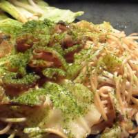 児島のB級グルメ: たこしお焼きそば食べ歩きレポート・2013年3月版