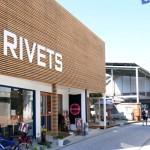 児島ジーンズストリートのコミュニティ・ステーション「RIVETS(リベッツ)」